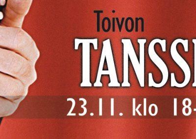 ToivonTanssit 23112019